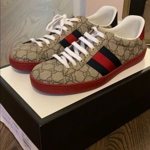 EXTREMELY RARE!!! Men's Ace GG Supreme sneaker